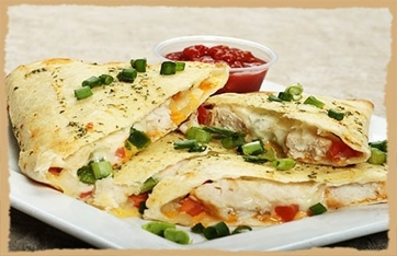 Picture of Chicken Quesadila